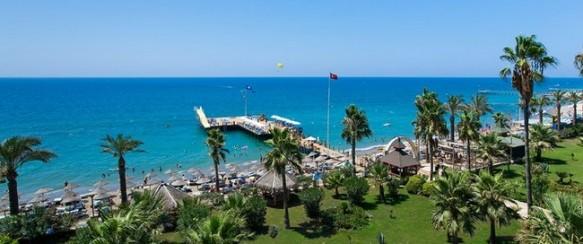 TIK ŠIANDIEN! Kelionė į Turkiją: atostogos SAPHIR HOTEL 4* su AI+ tik nuo 313 €/asm.