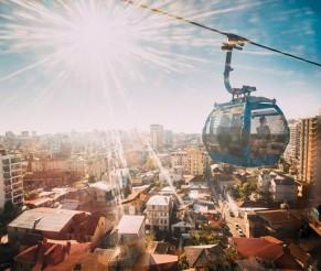 Kelionės į Gruziją: priežastys, kodėl ši šalis taip traukia lietuvius
