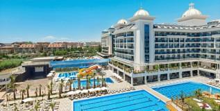 TOP PASIŪLYMAS! 2020 m. sezonas! 7 n. kelionė į Turkiją: 5* viešbutis Side La Grande Resort su viskas įskaičiuota tik nuo 346,50 €/asm.