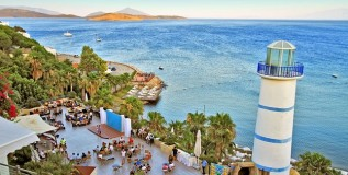 TOP! BODRUMAS! Atostogos LIGHT HOUSE 4* su AI tik 332 €