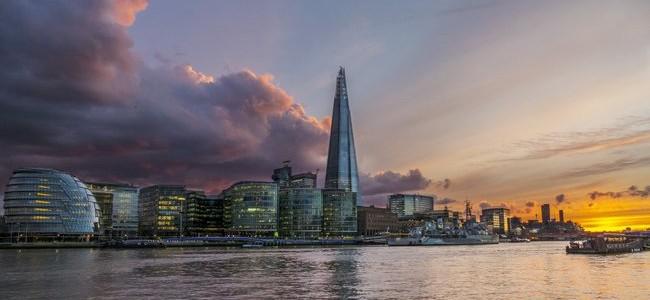 Londono Shard dangoraižis – kvapą gniaužiantys vaizdai iš aukštai