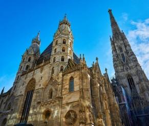 Šv. Stepono katedra Vienoje – viena žymiausių katedrų Europoje