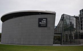 Van Gogo muziejus Amsterdame – tiems, kam įdomus menas