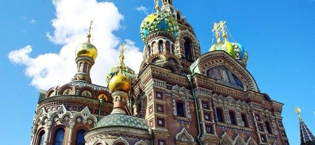 Sankt Peterburgo Kraujo Gelbėtojo šventykla – vienas iš TOP lankytinų objektų