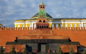 Lenino mauzoliejus Maskvoje – vieta, gaubianti daugybę gandų