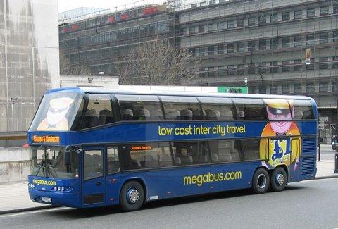 žemų kainų autobusas