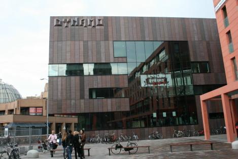 Jaunimo centras Dynamo