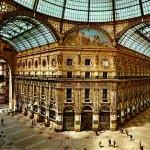 Vittorio Emanuele II parduotuvių galerija
