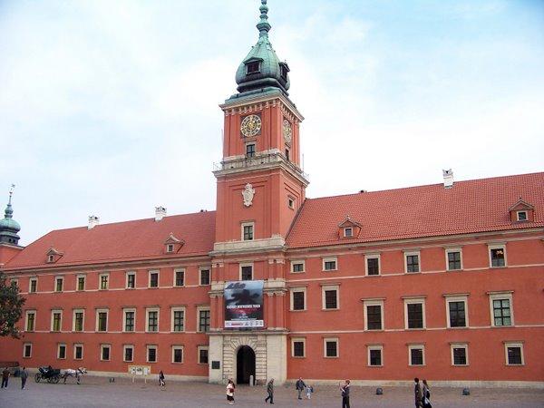 Karalių rūmai Varšuvoje