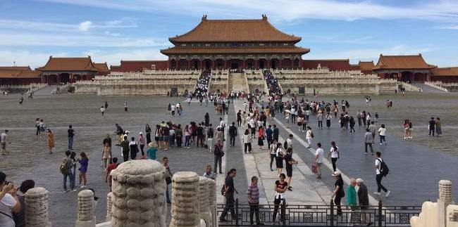 ką privalu žinoti vykstantiems į Pekiną