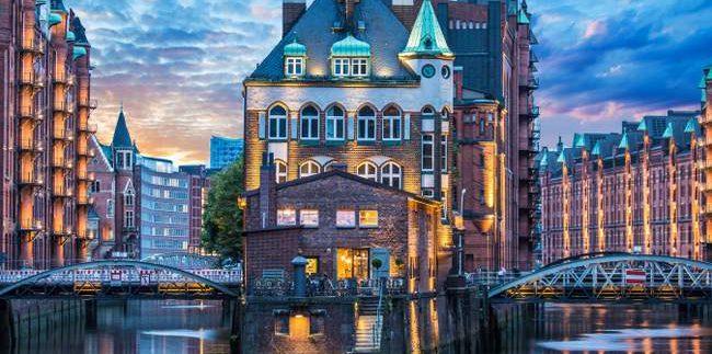 Kelionė į Hamburgą