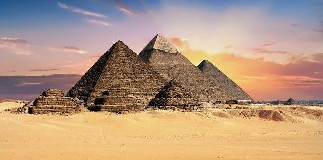 Lankytinos vietos Egipte