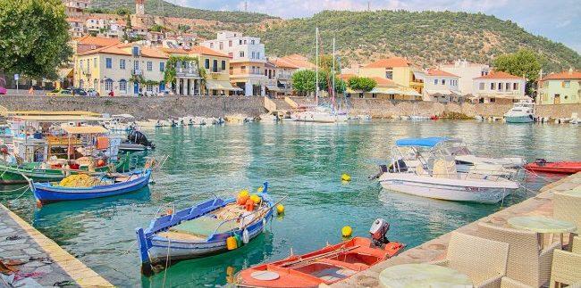 Atostogos Peloponese