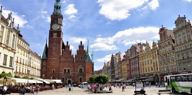 Vroclavo turgaus aikste