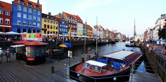 Savaitgalis Kopenhagoje