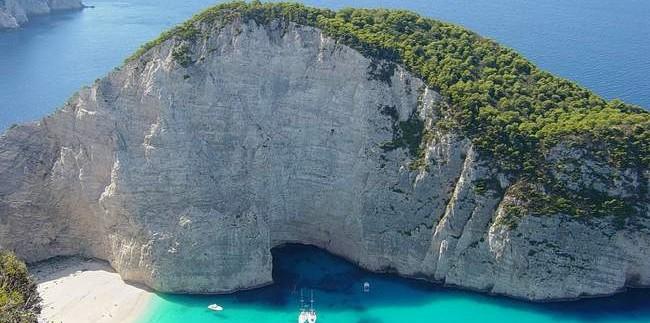 Susipažinkime! Zakinto (Zakyntos) sala Graikijoje