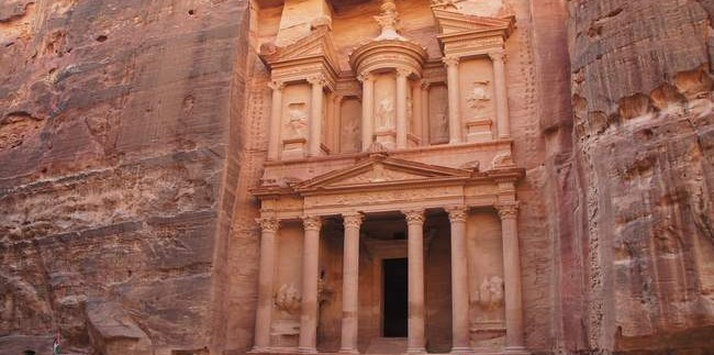 Kelionė į Jordanijos Petrą