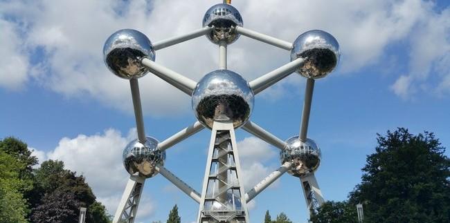 atomiumas briuselyje