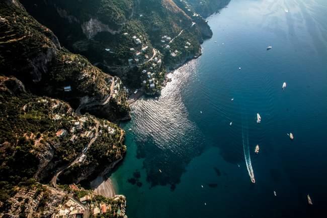 Sorrento i Amalfi
