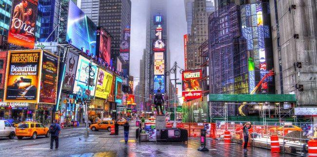 lankytinos vietos niujorke