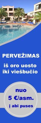 "PERVEZIMAS"""