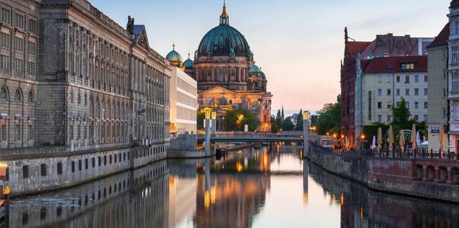 aplankyti Berlyne