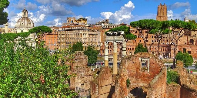 Patarimai keliaujantiems į Romą