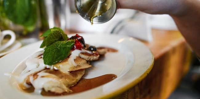 Gastronominė kelionė po Niujorką