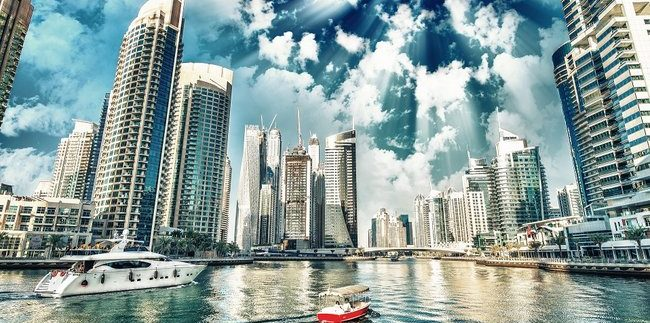 Jungtiniai Arabų Emyratai: viešbučiai