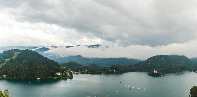 Kelionė į Slovėniją