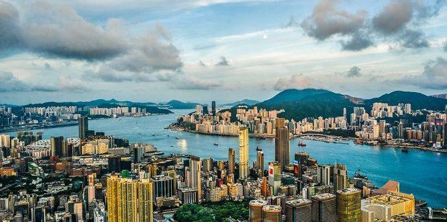 keliones i honkonga