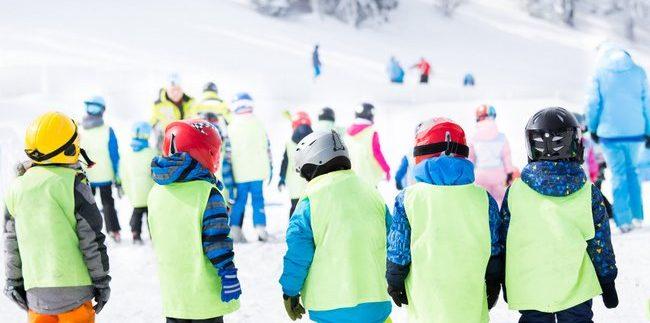slidinėjimo sezonas