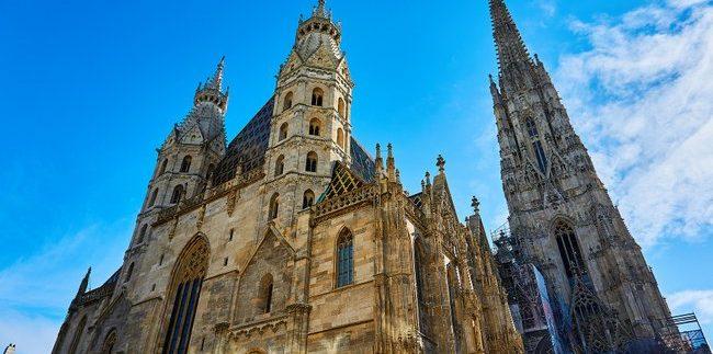 Stepono katedra Vienoje