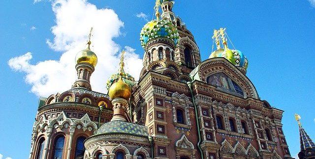 Sankt Peterburgo Kraujo Gelbėtojo šventykla