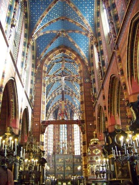 Viena gražiausių Krokuvos bažnyčių