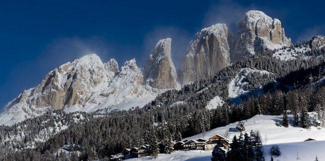 Slidinėjimas kalnuose