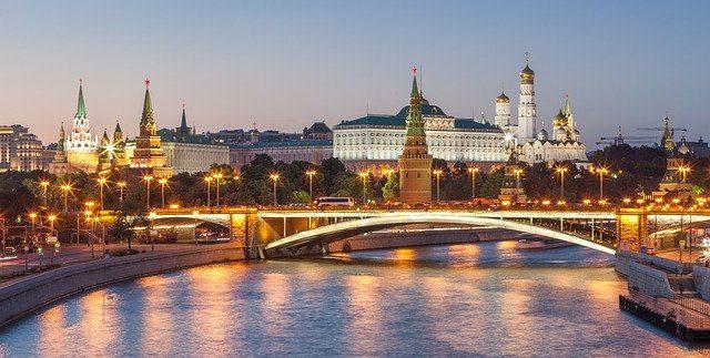 Maskva. Kremlius - pats žymiausias lankomas objektas